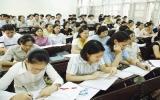 Cắt 50% chỉ tiêu tuyển sinh của trường không tuyển đủ