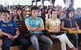 """Giao lưu giữa Doanh nghiệp - Sinh viên - Nhà trường: """"Đào tạo và tuyển dụng nguồn lực cho doanh nghiệp"""""""
