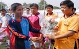 Thuận An tổ chức giải bóng đá kỷ niệm Ngày thành lập Đoàn