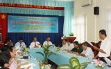 Chủ tịch Ủy ban MTTQVN tỉnh Phạm Văn Cành: Hiệp thương giới thiệu người ra ứng cử có nhiều điểm mới