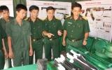 Bộ CHQS tỉnh: Tiếp tục đổi mới, nâng cao chất lượng huấn luyện