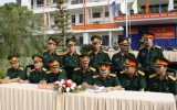 Bộ Chỉ huy quân sự tỉnh: Ra quân huấn luyện năm 2011