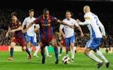 Tiếp tục mạch thắng, Barca gia tăng khoảng cách với Real