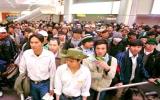 Thêm gần 1.300 lao động Việt Nam tại Libya về nước