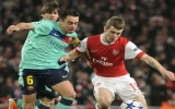 Lượt về vòng 1/8 Champions League: Khó cho Arsenal tại sân Nou Camp