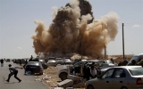 Máy bay chiến đấu của NATO giám sát bầu trời Libya