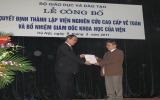 """GS Ngô Bảo Châu và """"Ngày đáng nhớ của lịch sử Toán học VN"""""""