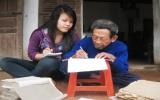 Ông giáo làng 85 tuổi vẫn miệt mài dịch sách