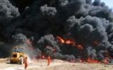 Đường ống dẫn dầu lớn nhất của Iraq bị đánh bom