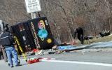 MỸ: Tai nạn xe buýt, 15 người chết