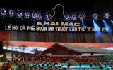 Khai mạc Lễ hội cà phê Buôn Ma Thuột lần thứ III năm 2011