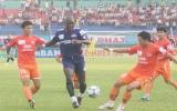 """Kết quả vòng 6 V- League, B.Bình Dương- Thanh Hóa 4-3: 34 phút """"điên rồ"""" trên sân Gò Đậu"""