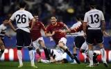 Totti lập cú đúp giúp Roma hạ gục Lazio