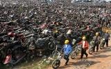 Bài học hạn chế xe máy ở Trung Quốc