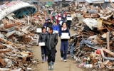 Nhật Bản vẫn còn 8.606 người mất tích