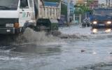 Tập trung giải quyết vướng mắc trong các dự án chống ngập úng trước mùa mưa