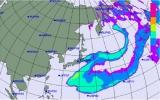 Mây phóng xạ đã lan đến Đông Nam Á