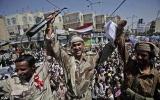 Yemen: Xe tăng triển khai khắp thủ đô