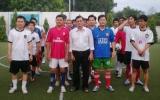 Giải bóng đá Tứ hùng Báo Bình Dương: Chủ nhà vô địch