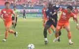 """Vòng 8 V-League 2011, B.Bình Dương - SLNA: Chủ nhà trông """"chân cứng đá mềm""""!"""