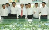 Lãnh đạo tỉnh tiếp đoàn cán bộ lãnh đạo tỉnh Thanh Hóa