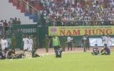 Vòng 8 V-League 2011, B.BD - SLNA 1-4: Tan nát cõi lòng!