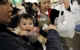 Nhật yêu cầu nhà máy nước ngừng lấy nước mưa