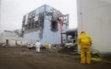 Phóng xạ tại lò phản ứng tại Nhật tăng 10 triệu lần