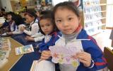 Xúc động những lá thư chia sẻ gửi tới HS Nhật Bản