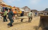 Vụ sập mỏ đá ở Nghệ An: Đã tìm được 12 thi thể