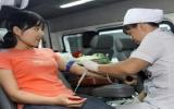 Hơn 670 ngàn đơn vị máu được hiến tặng trong 2010