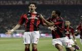 Pato giúp Milan đại thắng Inter