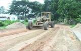 Dầu Tiếng: Chú trọng công tác làm đường giao thông nông thôn