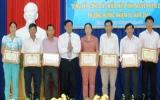 Phó Chủ tịch UBND tỉnh, Trưởng ban chỉ đạo vận động HMTN tỉnh Huỳnh Văn Nhị: Phong trào hiến máu tình nguyện trong tỉnh ngày càng phát triển...