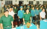 Ban CHQS phường Phú Lợi (TX.TDM): Quan tâm phát triển đảng viên trong lực lượng dân quân