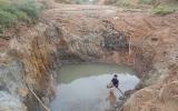 Nông dân Tây Nguyên chống chọi với khô hạn