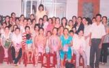 Hội Liên hiệp phụ nữ phường Phú Mỹ (TX.TDM):Chăm lo đời sống nữ công nhân ở trọ