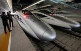"""Trung Quốc """"bắt"""" đường sắt cao tốc chạy chậm hơn"""