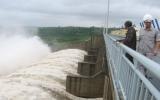 Tổng kiểm tra các hồ chứa nước trước mùa mưa bão