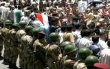 An ninh Yemen bắn đạn thật vào người biểu tình