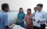 Công ty Pung Kook Sài Gòn 3: Vận động, giúp đỡ một hoàn cảnh công nhân xa quê gặp rủi ro