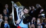 Cúp nhà Vua của Real Madrid đã bị chẹt vỡ nát!