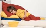 Cảnh giác khi bé đau bụng vặt