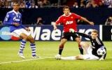 Lượt đi bán kết Champions League: Hạ Schalke 2 - 0, Man.United tiến gần đến trận chung kết