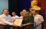 Ban An toàn giao thông Quốc gia khen thưởng Hội Cựu chiến binh 10 tỉnh thành