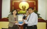 Đoàn doanh nghiệp Thái Lan tìm hiểu cơ hội đầu tư tại Bình Dương