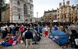 Hàng nghìn người về London xem đám cưới Hoàng tử William