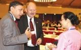 Hội nghị cấp cao về kinh doanh tại Việt Nam: Ưu tiên kiểm soát lạm phát