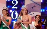 Người đẹp Brazil đăng quang Hoa hậu sắc đẹp toàn cầu