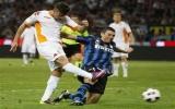 Hòa Roma, Inter nhọc nhằn vào chung kết Coppa Italia